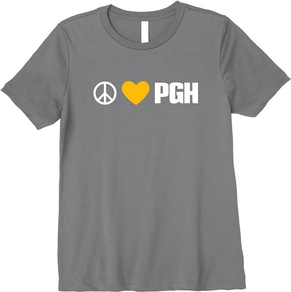 Peace Love PGH