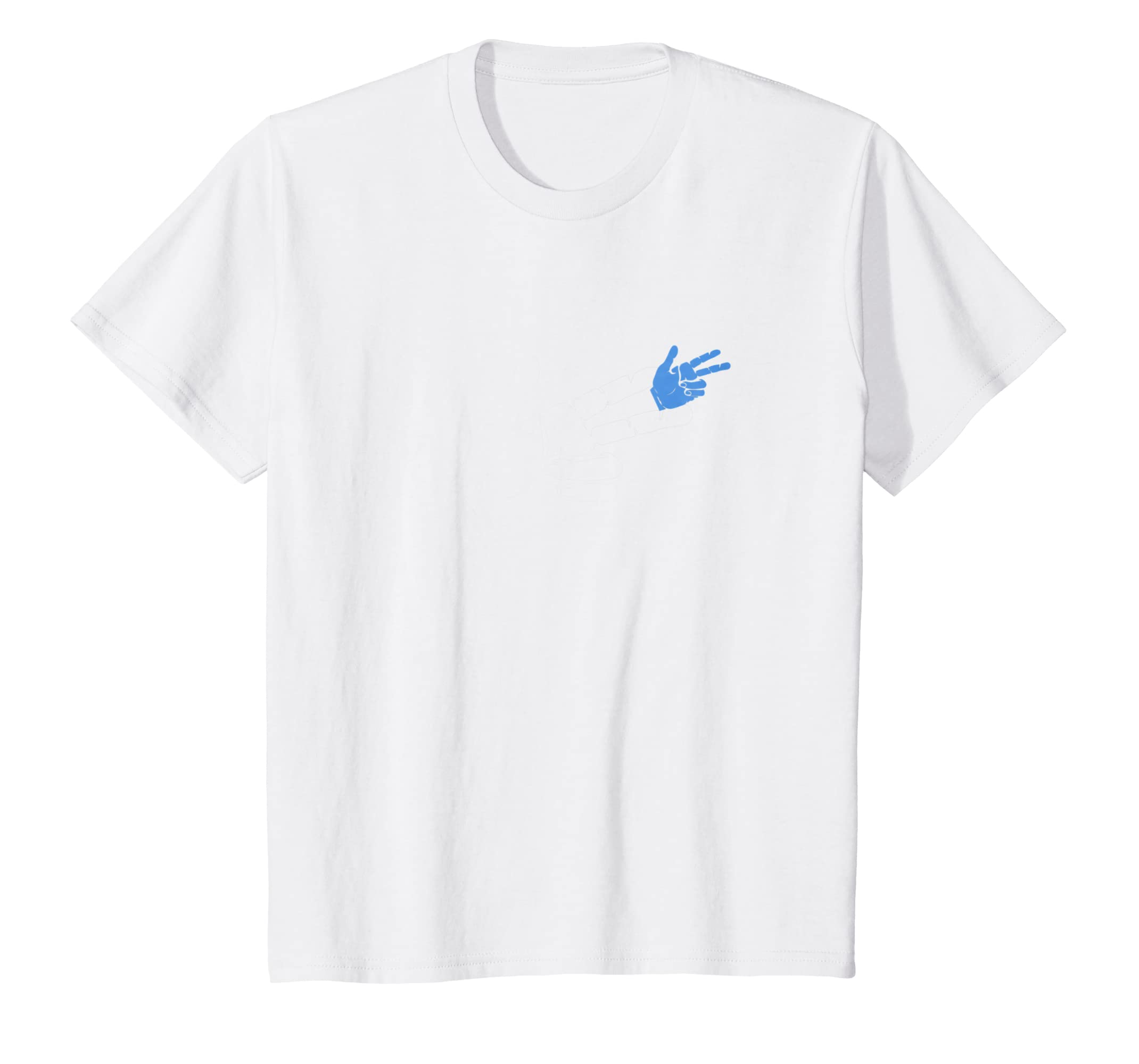 GangGang Member of the gangsta OG T Shirt   Blue Logo Design
