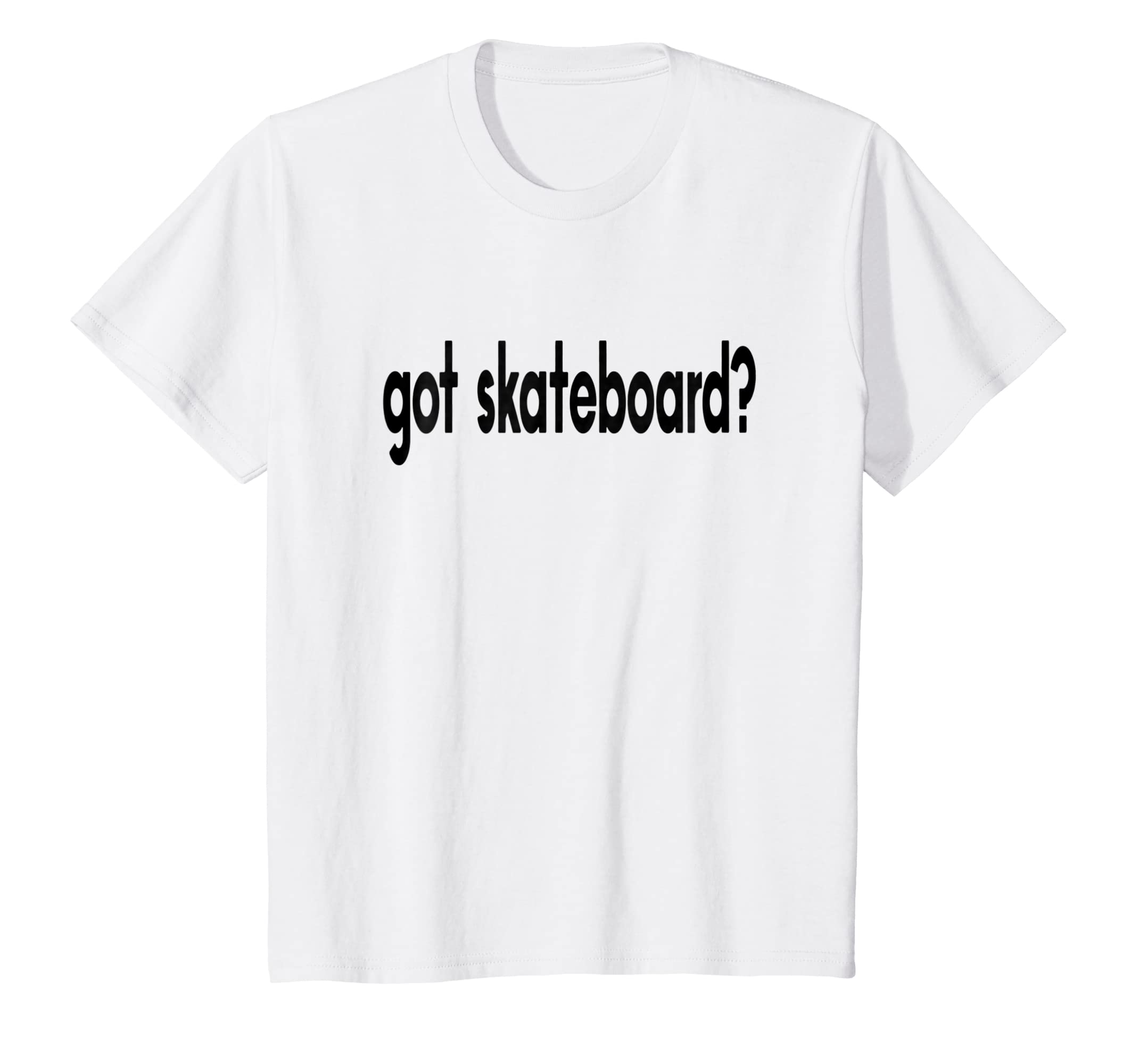 Kids Got Skateboard Funny Skate Skateboarding Skateboard T shirt-Bawle