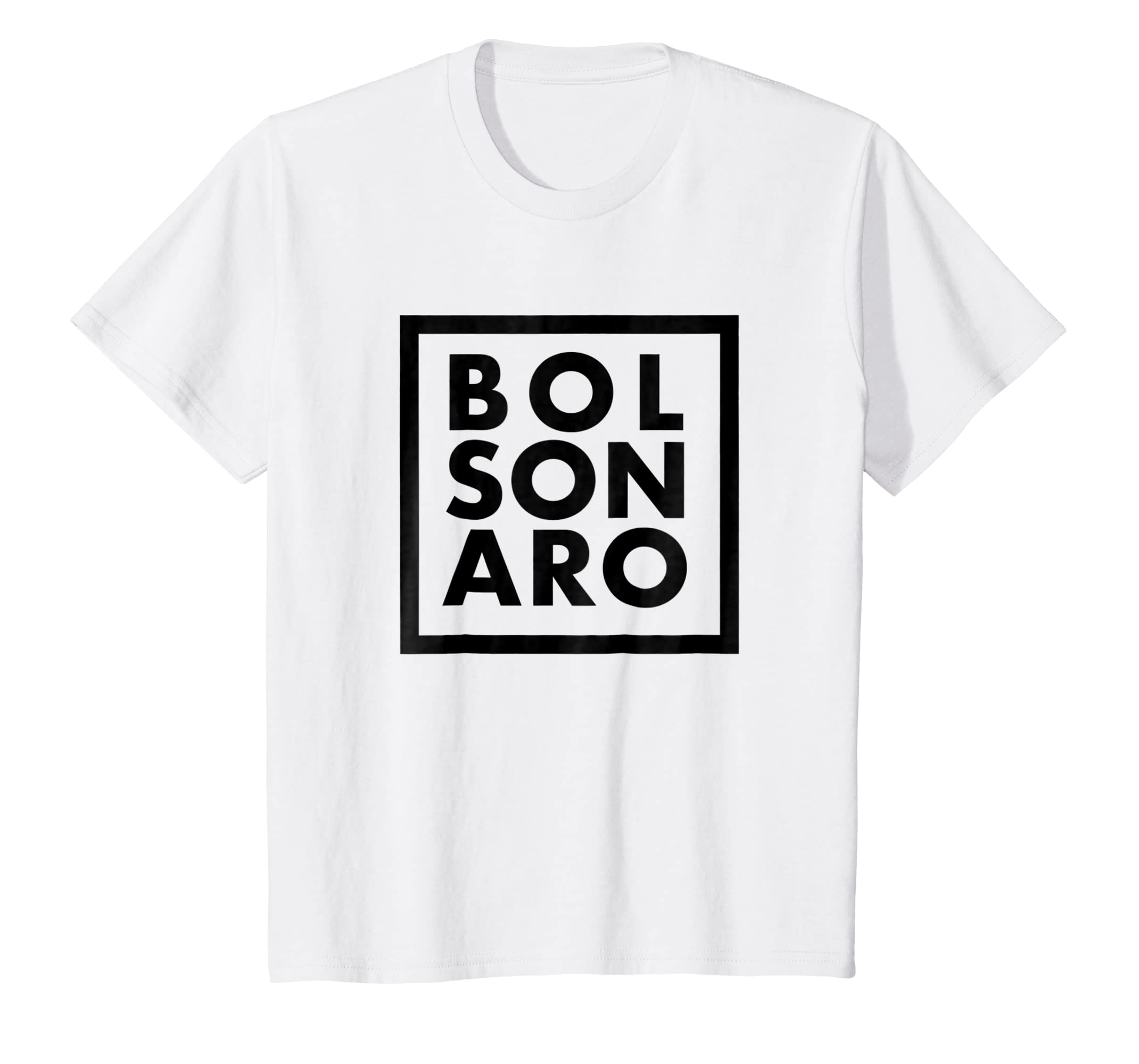 Amazon.com: Bolsonaro Shirt, Bolsonaro Presidente 2018 Camiseta: Clothing