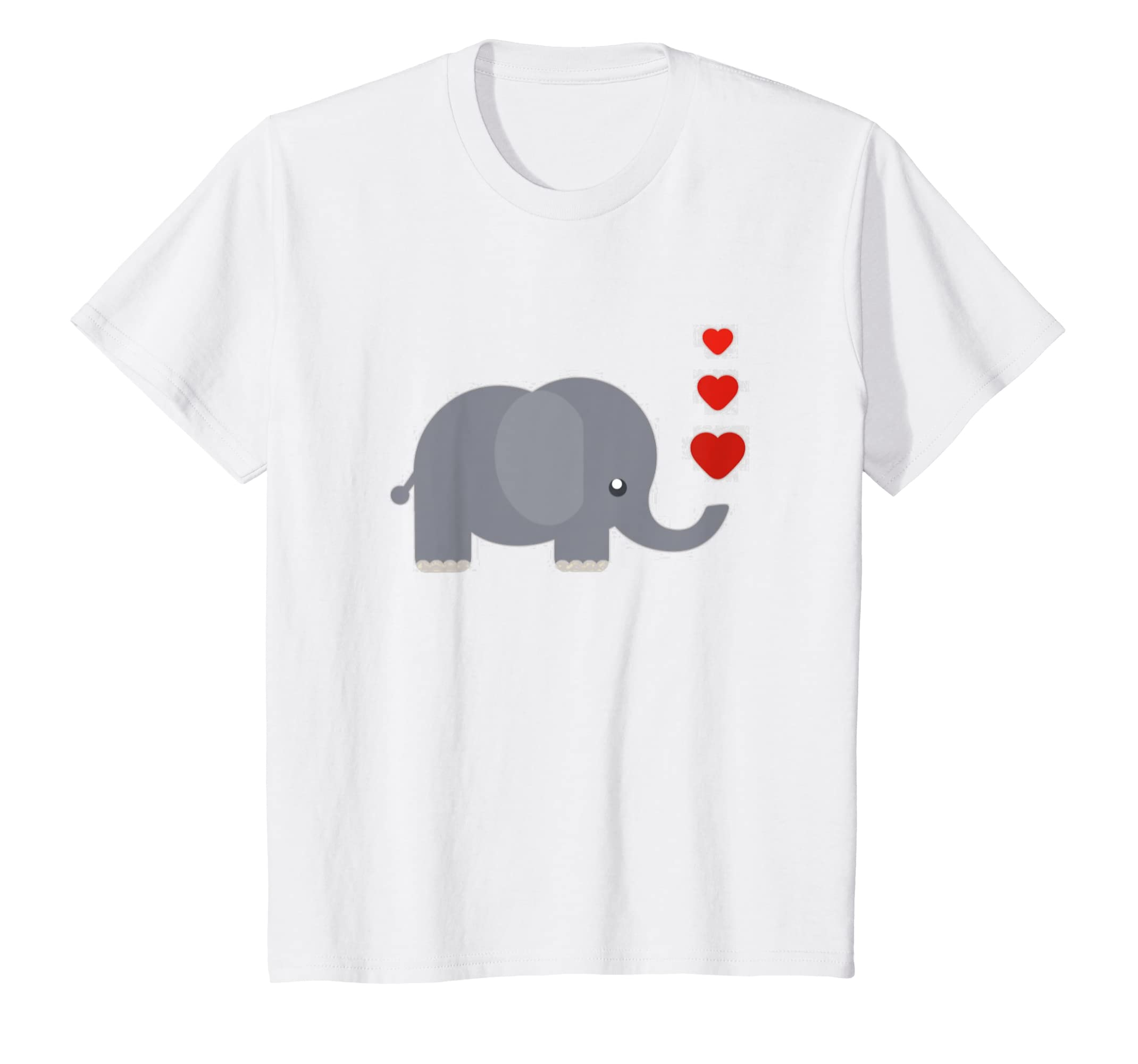 ebc7512e8 Amazon.com  Baby Elephant T-Shirt