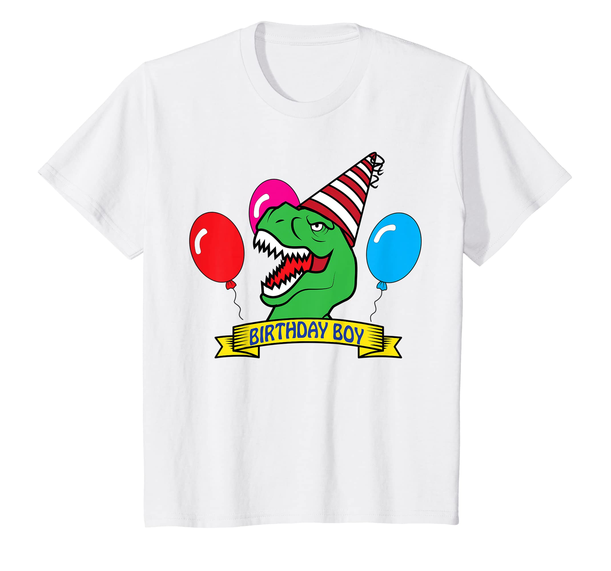 Happy Birthday T Shirts For Toddlers