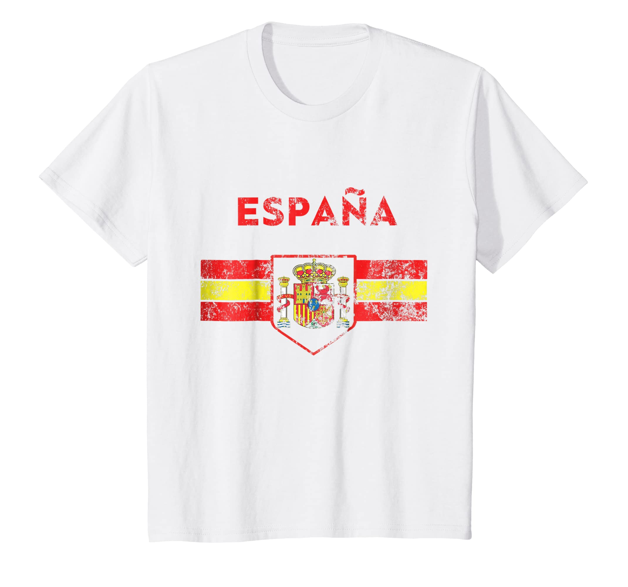 Amazon.com: Spain Soccer Jersey Shirt Espana Barcelona Men Women Kids: Clothing