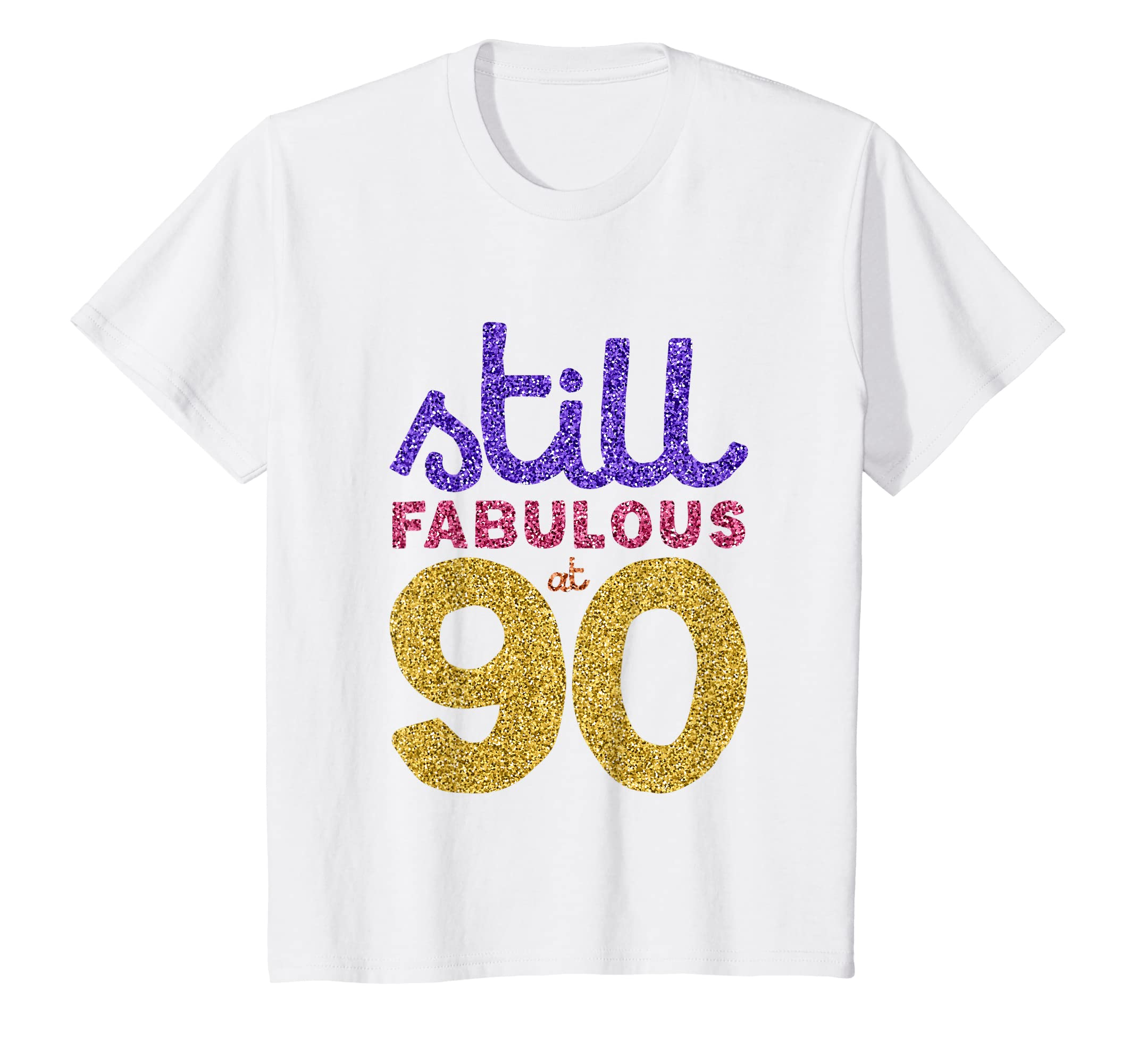 Amazon 90th Birthday Shirt Womens Gift Funny 90 Year Old Grandma Clothing