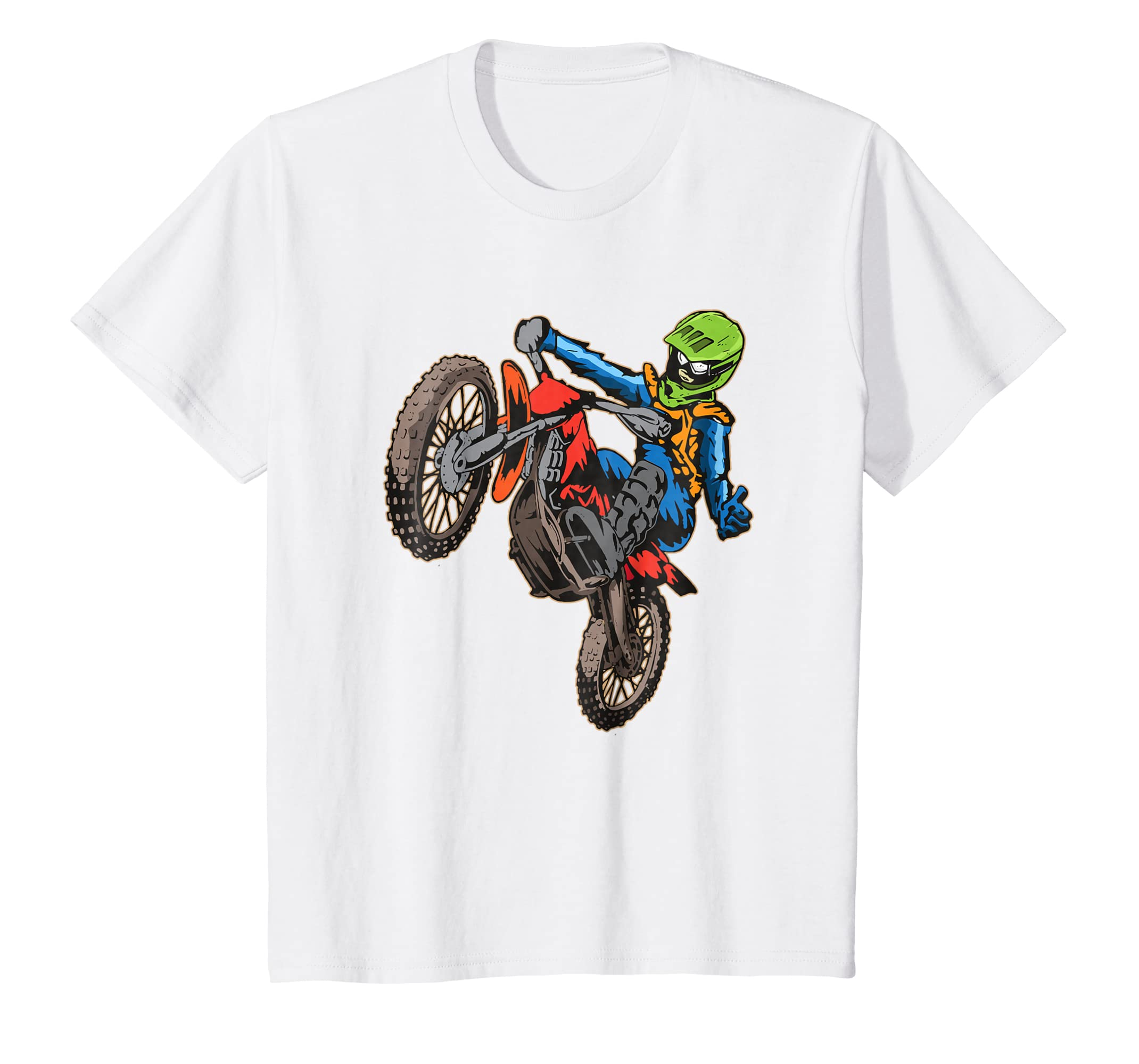Amazon.com: Vintage Dirtbike shirt - motorcycle dirt bike tshirt gift:  Clothing