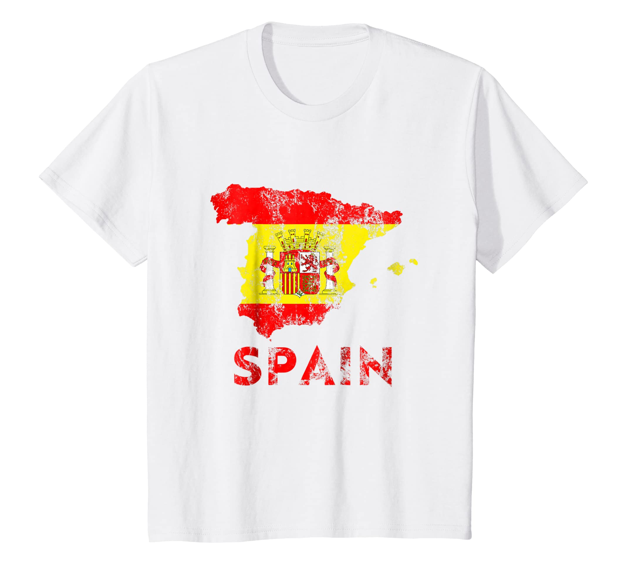 Amazon.com: Spain Soccer Jersey Shirt Espana Madrid Men Women Kid: Clothing