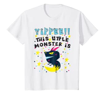 Image Unavailable Not Available For Color Kids Monster Birthday Shirt Three 3 Year Old Boy