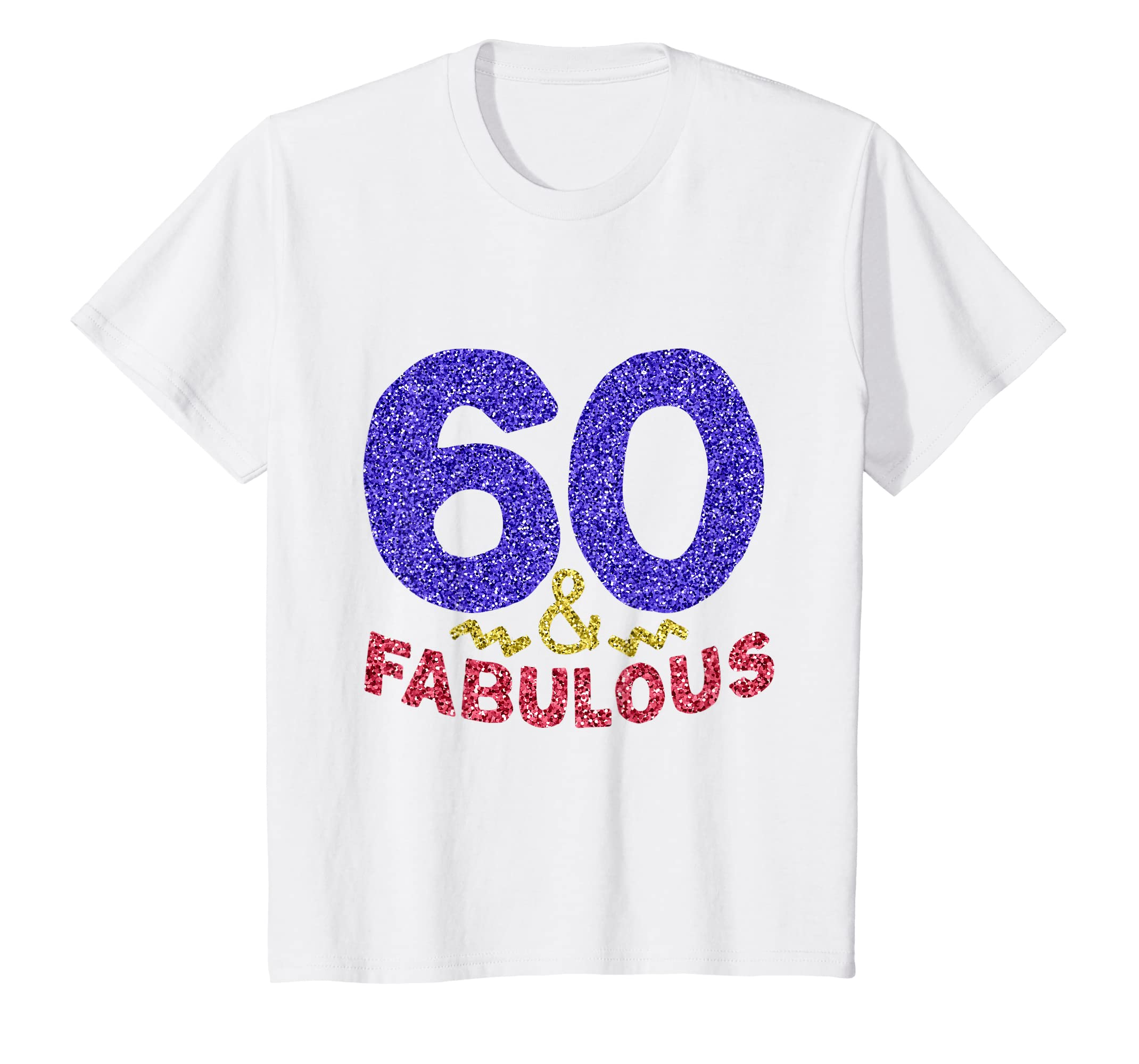 Amazon 60th Birthday Shirt For Women Grandma Funny 60 Year Old Gift Clothing