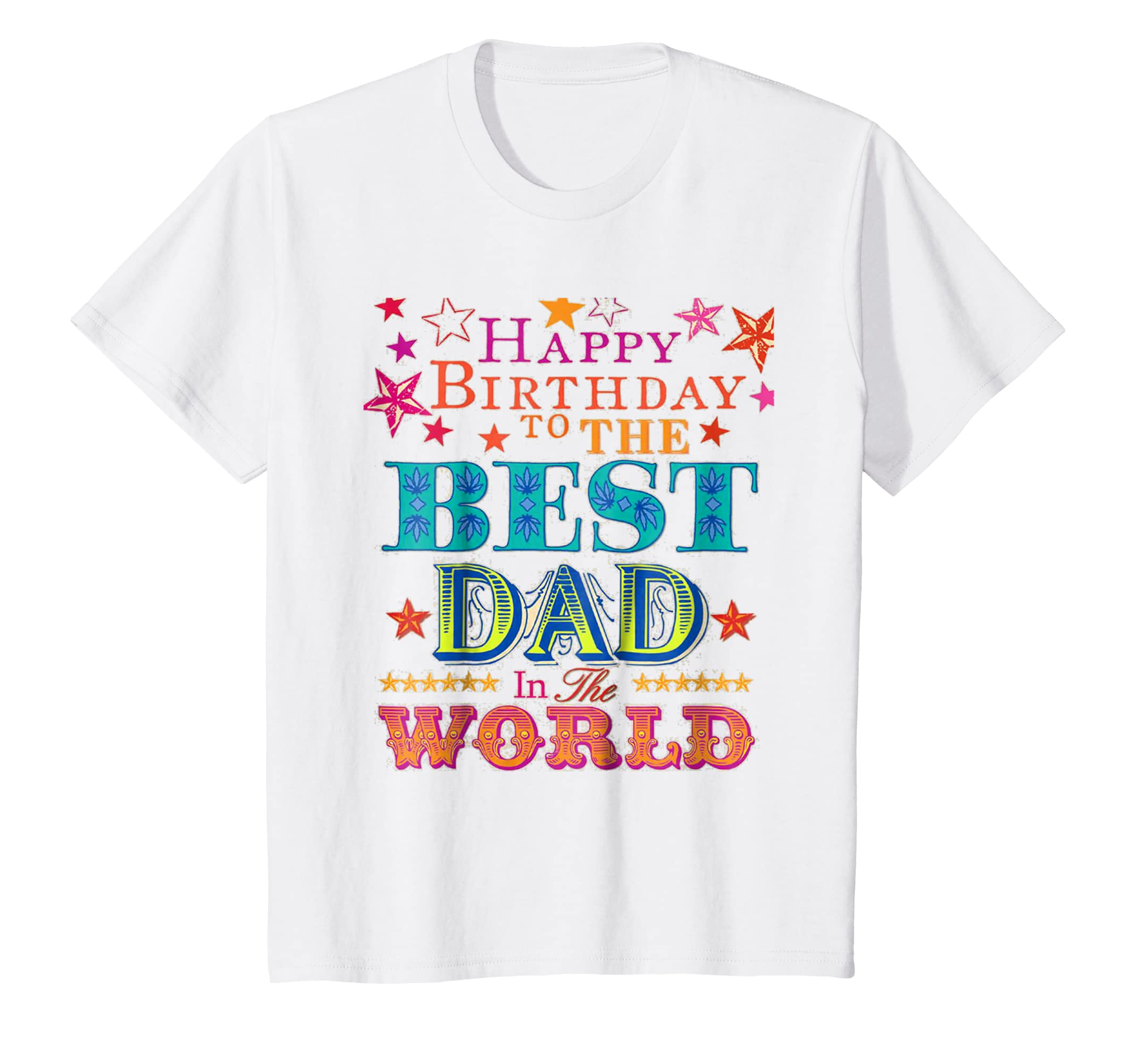 Amazon HAPPY BIRTHDAY BEST DADDY EVER Dady T Shirt Imty Clothing