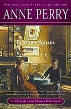Bedford Square: A Charlotte and Thomas Pitt Novel