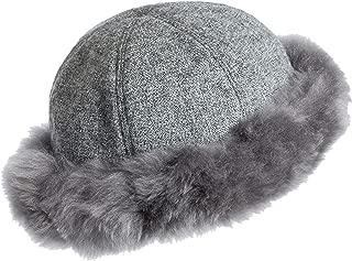 baby sheepskin hat