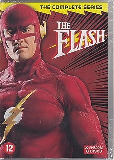 The Flash : L'intégrale (Coffret 4 DVD)