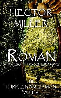 The Thrice Named Man VI: Roman (English Edition)