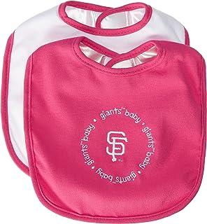 Baby Fanatic Bibs (2 Pack) - San Francisco Giants