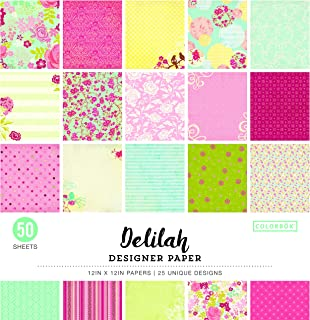"""BABY 8/""""X8/""""  PAPERS BY HOT OFF THE PRESS INC"""