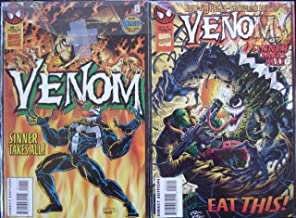 Venom (Sinner Takes All, Vols. 1-5)