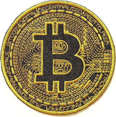 Bitcoin BTC Crypto Logo - Maglietta Premium da uomo | COIN DRESS