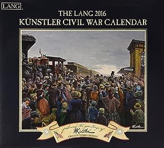 Civil War 2016 Calendar