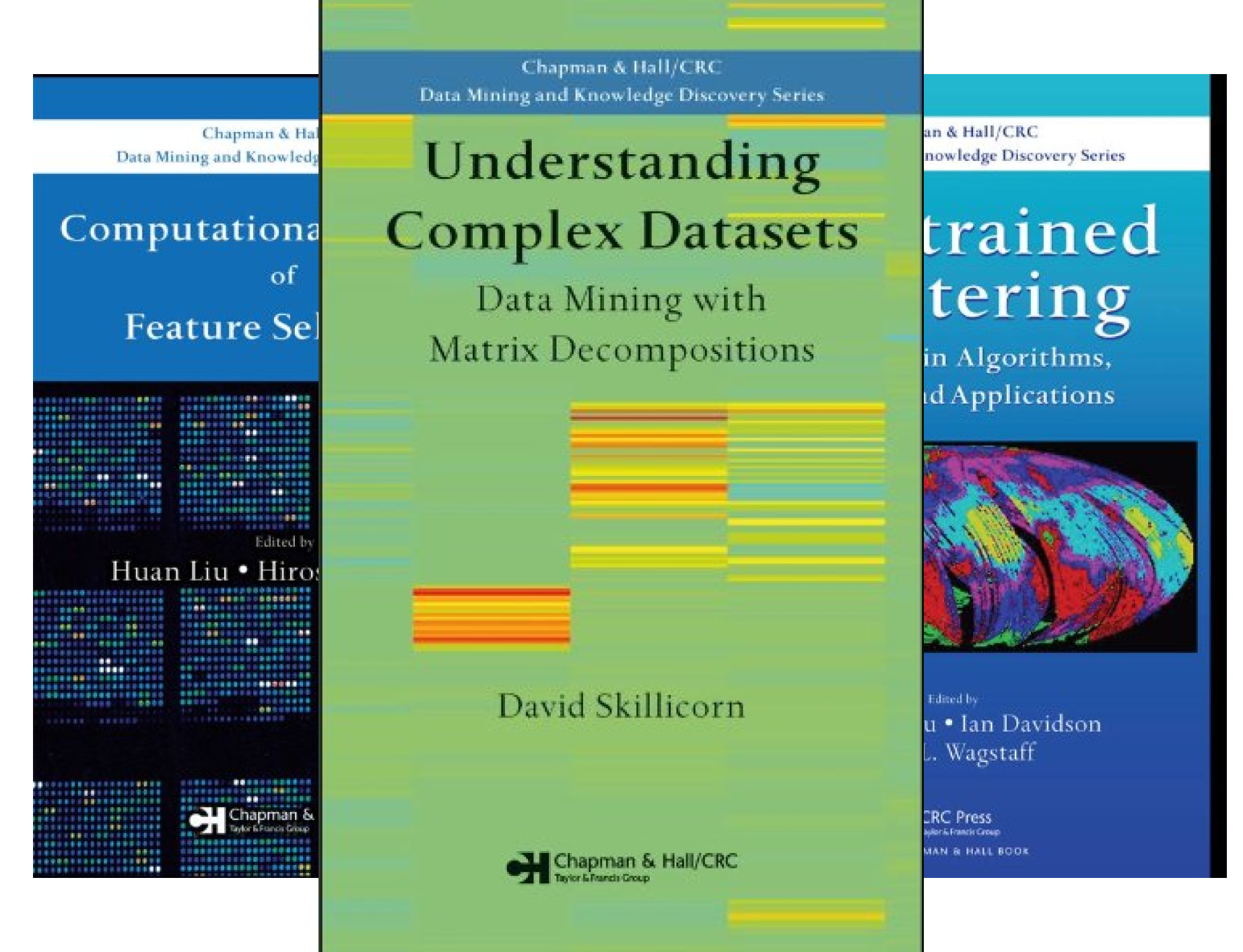 Chapman & Hall/CRC Data Mining and Knowledge Discovery (50 Book Series)