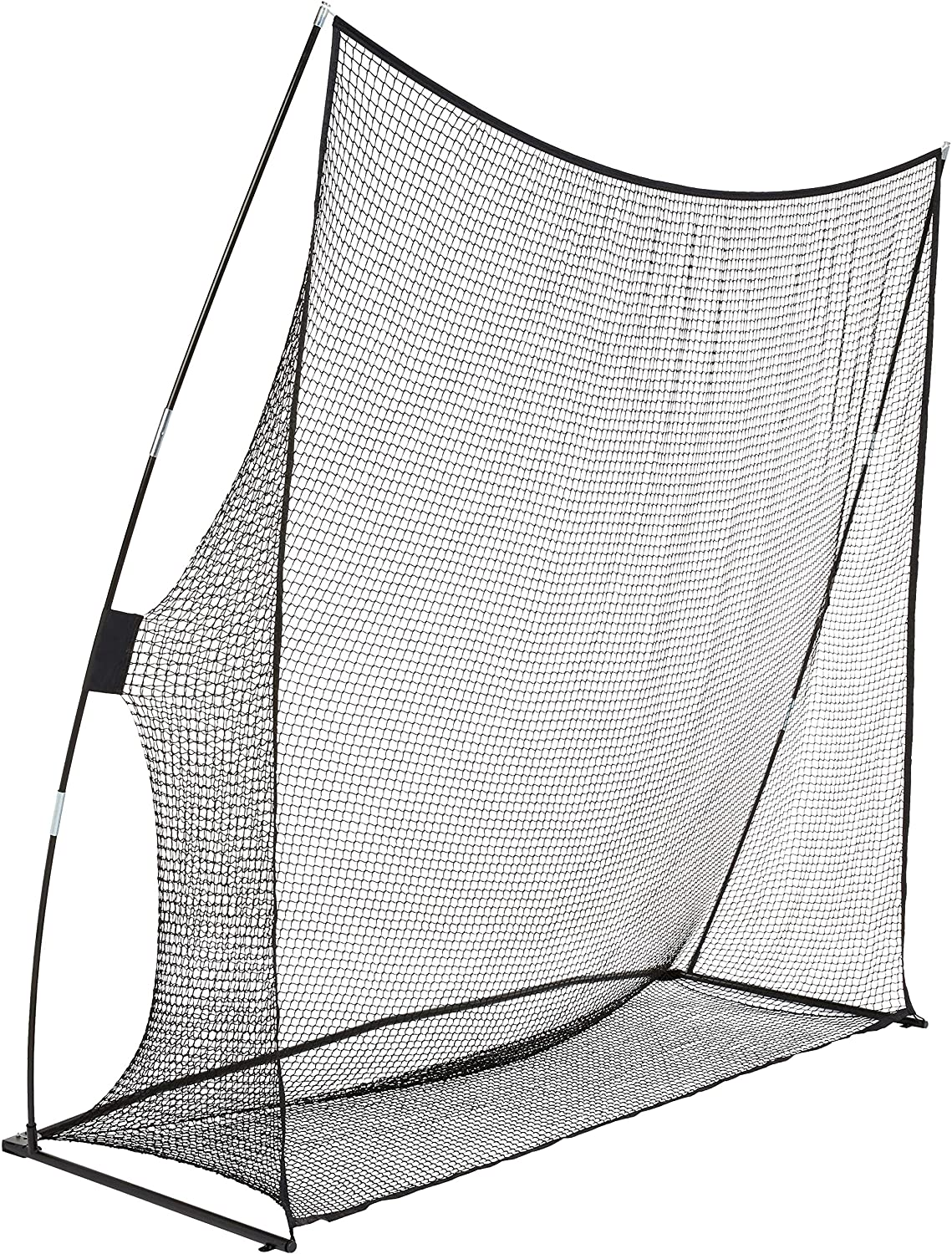 Basics Portable Driving Practice Golf Net, 8-Foot x 8-Foot : Sports & Outdoors