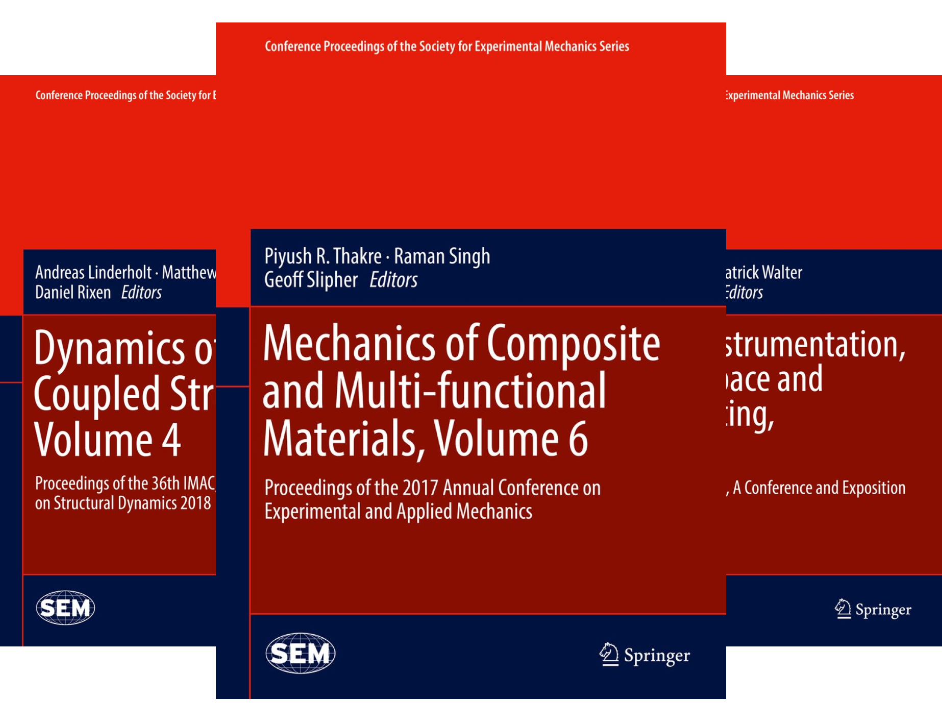 Conference Proceedings of the Society for Experimental Mechanics (101-147) (47 Book Series)