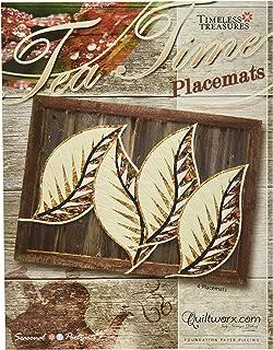 Best tea leaf quilt Reviews