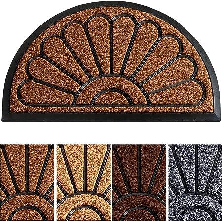 Door Mat - Welcome Mat - Front Door Mats Outdoor - Doormat - Welcome Mats Outdoor - Door Mats Outdoor - Fall Door Mat - Brown Doormat - 18x30 Outdoor Mat