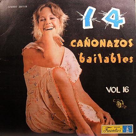 14 Cañonazos Bailables Vol. 16