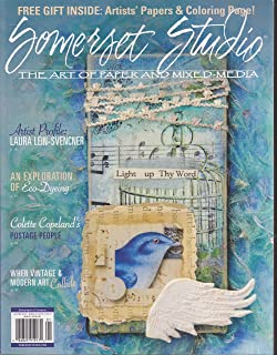 Somerset Studio Magazine January/February 2016