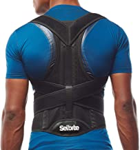 Back Brace Posture Corrector for Men and Women – Adjustable Posture Back Brace for..