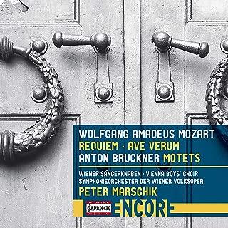 Mozart: Requiem & Ave verum corpus - Bruckner: Motets