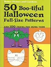 50 Boo-tiful Halloween Full-Size Patterns