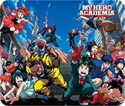 MY HERO ACADEMIA - ANIME - COMPUTER MOUSE PAD - 10INX8IN - THICK NON SLIP