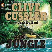 the jungle clive cussler audiobook