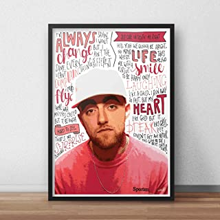 Mac Miller INSPIRED Poster/Print