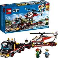 LEGO City Heavy Cargo Transport 60183 Building Kit (310 Piece)