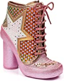 Irregular Choice Milovat Women's Lace Up Ankle Boots