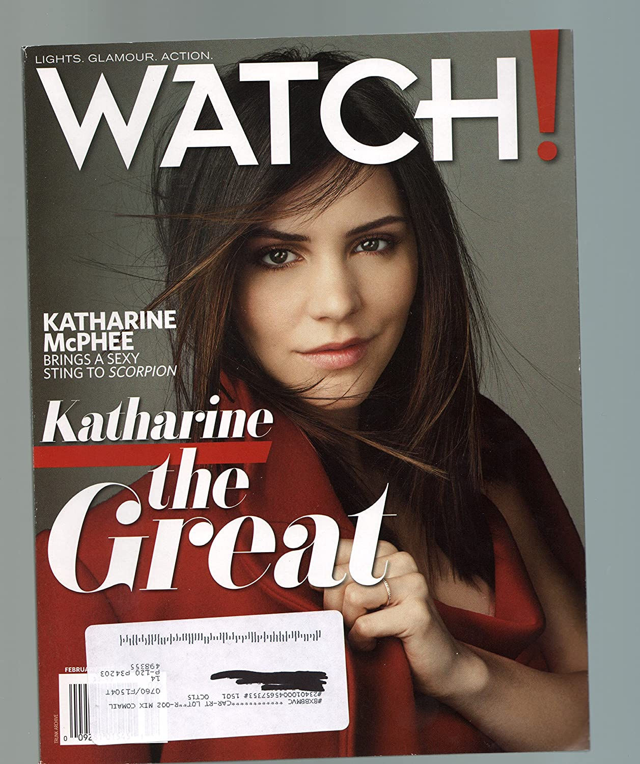 Watch Special Campaign Magazine-Music-Feb McPheeTV-Fashion-Beauty All stores are sold 2015-Katherine