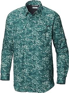 Men's Silver Ridge Lite Plaid Long Sleeve Shirt