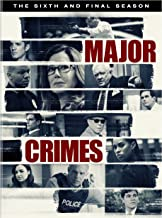 Major Crimes: S6 (DVD)
