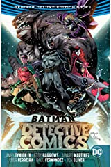 Batman - Detective Comics: The Rebirth Deluxe Edition - Book 1 (Detective Comics (2016-)) Kindle Edition