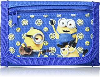 Despicable Me Minions Authentic Licensed Trifold Wallet (Blue)