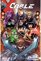 Cable Vol. 2: The Newer Mutants (Cable (2017-2018)) Kindle Edition