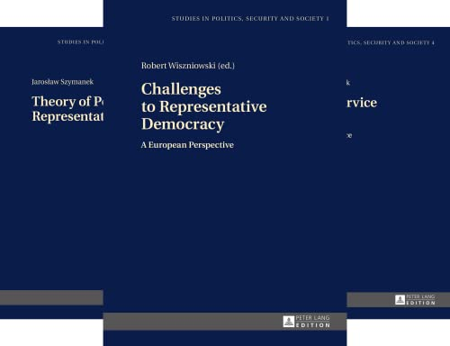 Studies in Politics, Security and Society (32 Book Series)