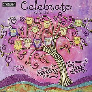 Celebrate 2021 Calendar