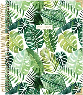 $29 » bloom daily planners 2021-2022 HARDCOVER Academic Year Goal & Vision Planner (July 2021 - July 2022) - Monthly/Weekly Agen...