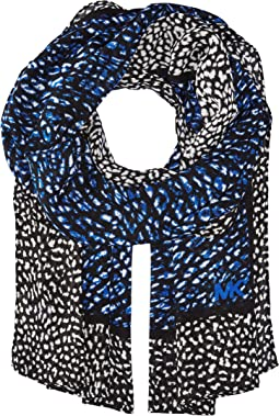 MICHAEL Michael Kors - Graphic Animal Oblong