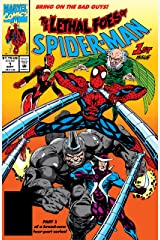Lethal Foes of Spider-Man (1993) #1 (English Edition) eBook Kindle