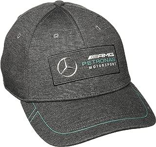 Mercedes AMG Motorsport Dark Grey Logo Hat