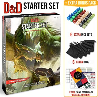 Best d&d starter set characters Reviews